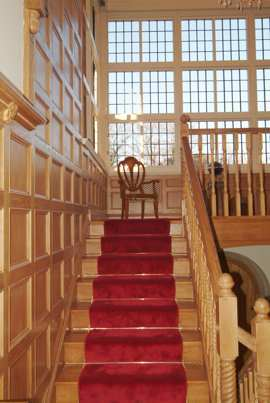 staircase wall panelling  ideas by wall paneling experts made in the uk manchester united