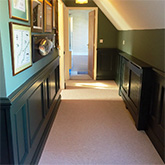 hallway ideas  mdf wall panels by wall panelling experts made in britain for home in london