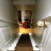staircase ideas with mdf wall panels by the masters of wall panelling
