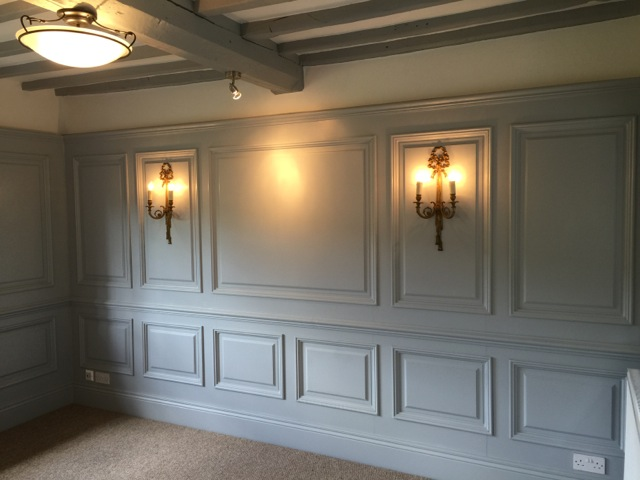 the superior panelling range
